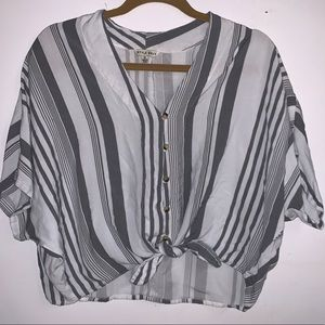 Style envy blouse